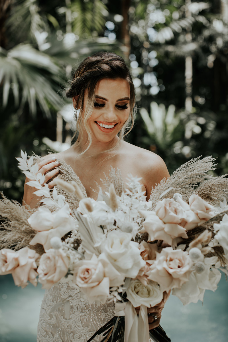 Boho-Glam ! Brides Of Florida